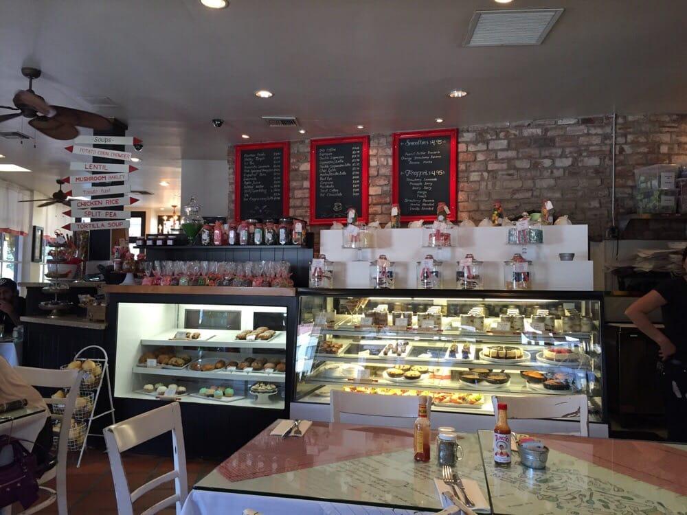 Toast Bakery Cafe Los Angeles Ca
