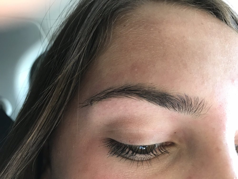 Star Eyebrows Is Awesome The Staff Was So Sweet And Its Only 7