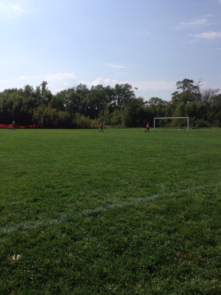 White Hawk Soccer Field