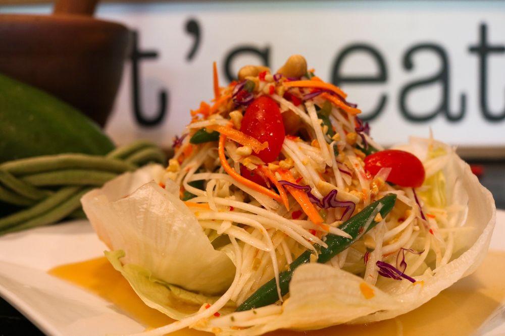 Thai Castle Restaurant: 19 E 126th St, Carmel, IN