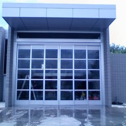 Photo of Atlas Door Repair - Lakeland FL United States. custom sliding doors & Atlas Door Repair - 10 Photos - Garage Door Services - Lakeland ... pezcame.com