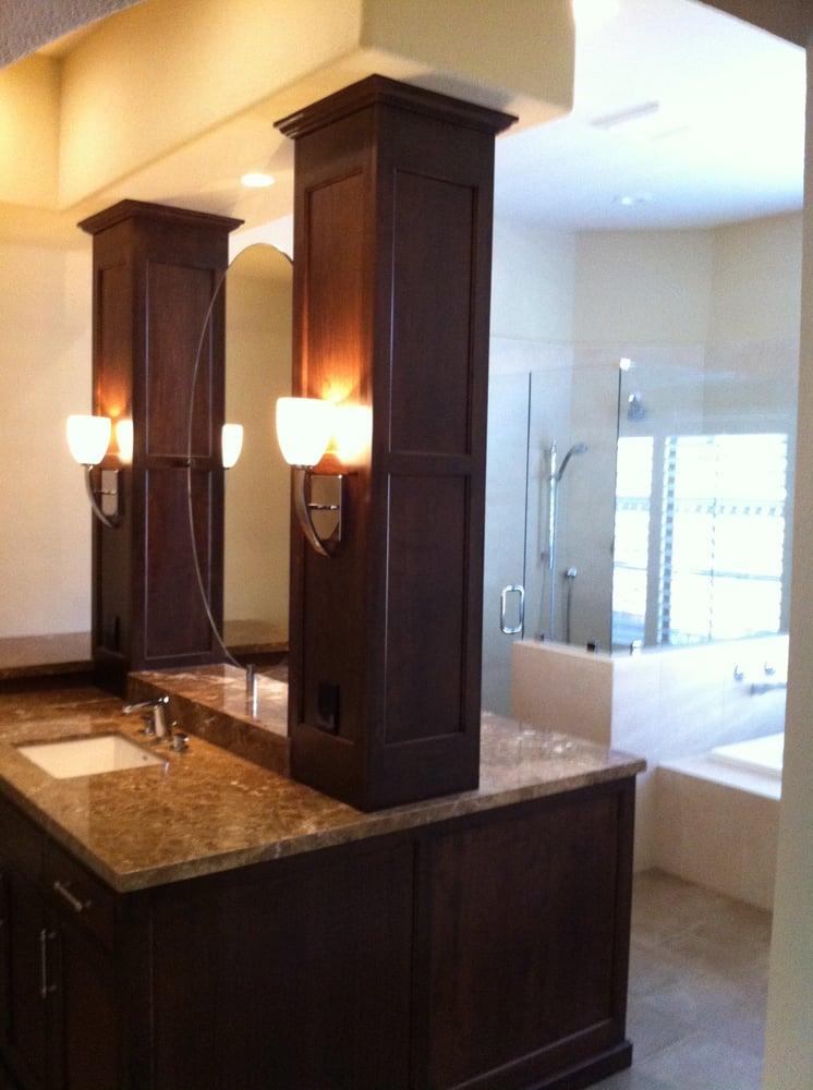 Master bathroom remodel danviile yelp for Bathroom remodel yelp