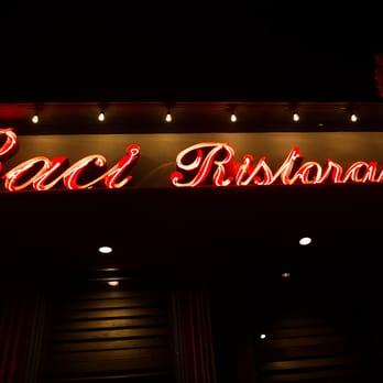 Baci Italian Restaurant San Diego