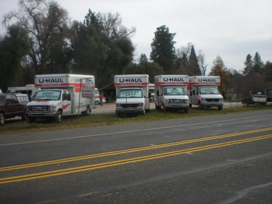 Candy Land Towing & U-Haul - Placerville, CA   Yelp