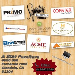 Wonderful Photo Of A Star Furniture   Glendale, CA, United States. We Carry Your