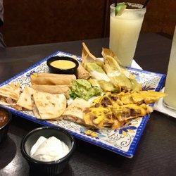 Photo Of Cristina S Fine Mexican Restaurant Plano Tx United States Fiesta Platter