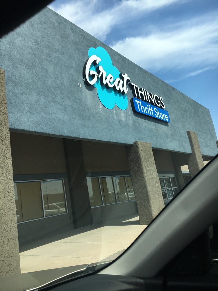 Great Things Thrift Store: 4140 W Ina Rd, Tucson, AZ