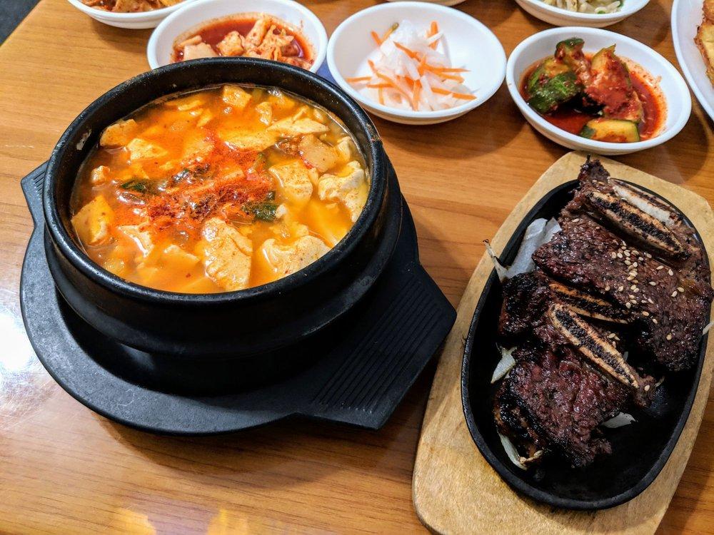 Kimchi-Korean Restaurant: 1807 Decker Blvd, Columbia, SC