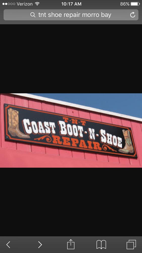 TNT Coast Boot & Shoe Repair