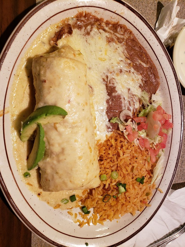 El Potro Mexican Cafe: 13035 Cannan Dr, Bonner Springs, KS