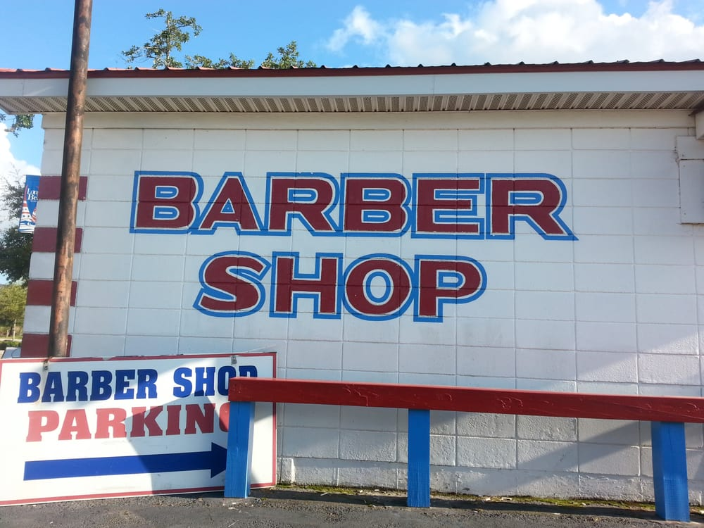 Ray's Barber Shop: 204 E Railroad St, Long Beach, MS