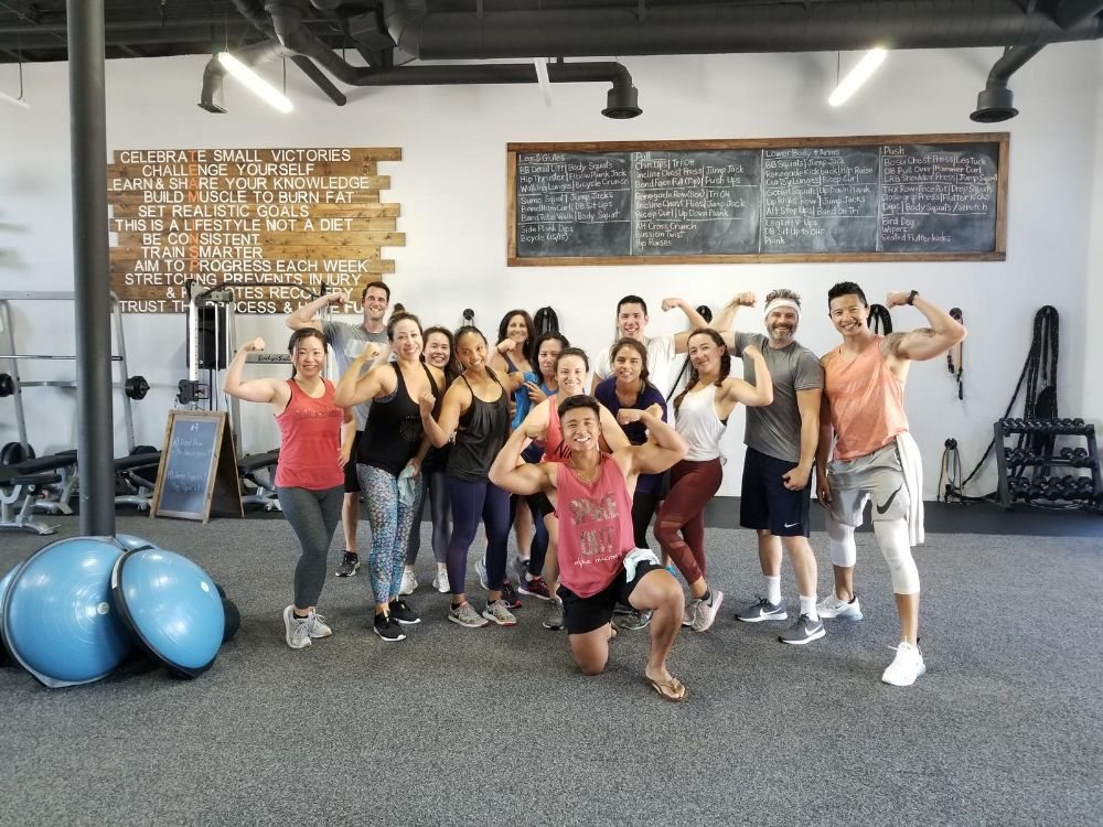Inspire South Bay Fitness