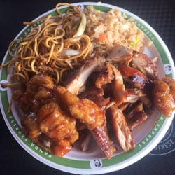Chinese Food In Tampa By Usf