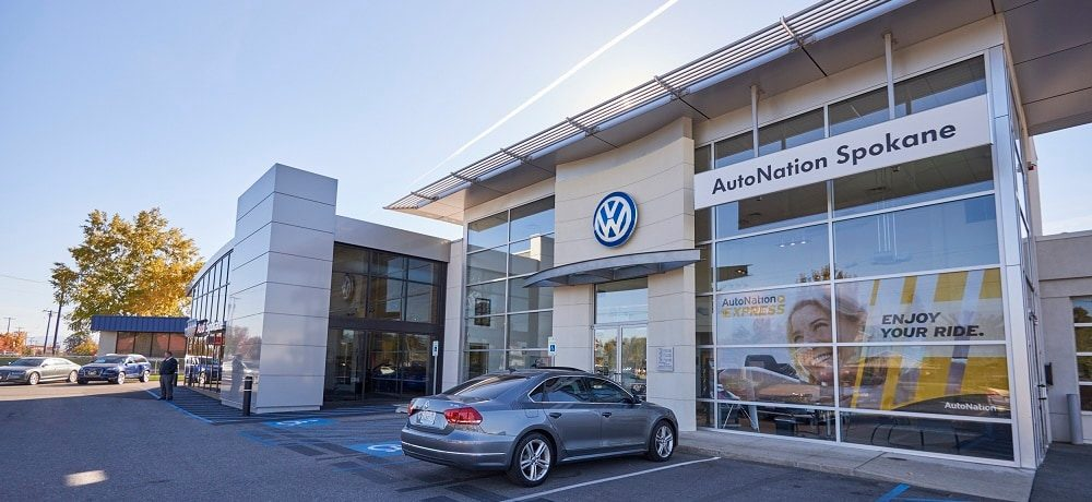 autonation volkswagen spokane 11 photos 14 reviews dealerships 10006 e sprague ave. Black Bedroom Furniture Sets. Home Design Ideas