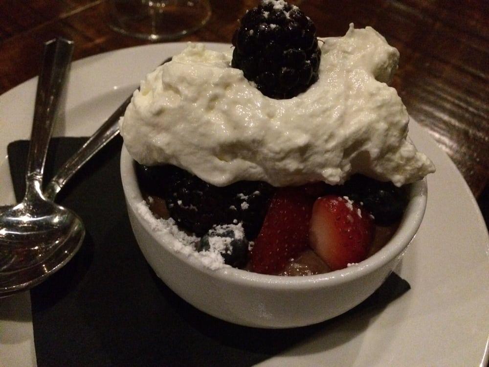 Chocolate panna cotta yelp for 13 american table boca raton fl
