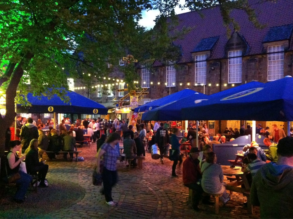 Restaurants Near The Pleasance Courtyard