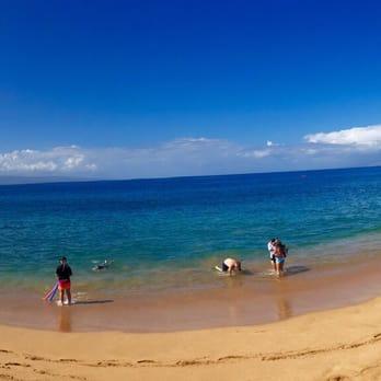 Kahekili Beach Snorkeling