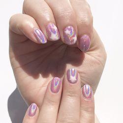 Nail art by mspattycake 48 photos nail technicians lower photo of nail art by mspattycake dallas tx united states holo on prinsesfo Choice Image
