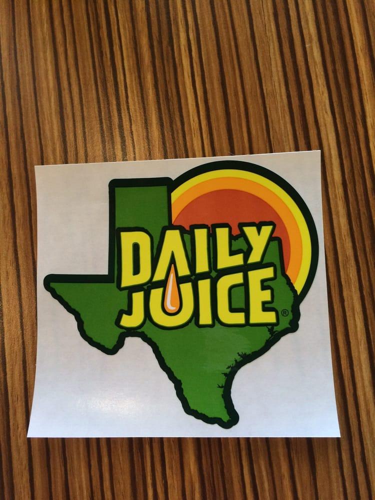 Daily Juice Cafe