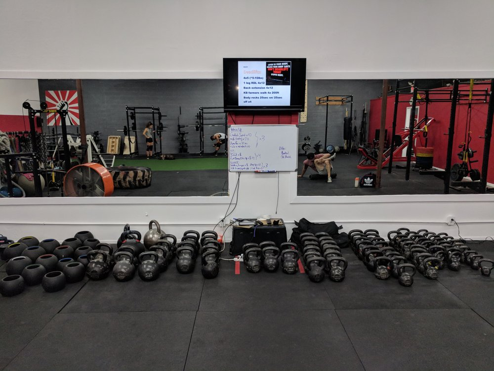 Revolution Training: 606 W Southern Ave, Tempe, AZ
