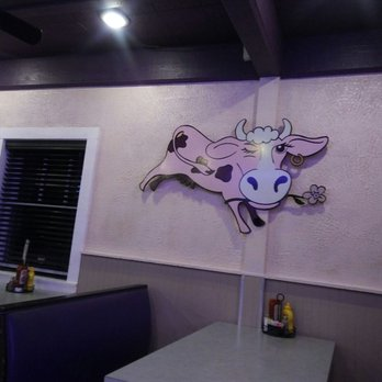 Photo Of The Purple Cow Restaurant