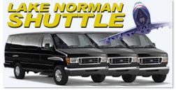Lake Norman Shuttle: 1179 Mecklenburg Hwy, Mooresville, NC