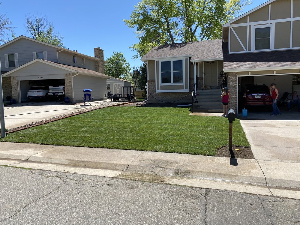 Graff's Turf: 9809 N Frontage Rd, Fort Morgan, CO