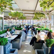 En Photo Of Rh Rooftop Restaurant New York Ny United States