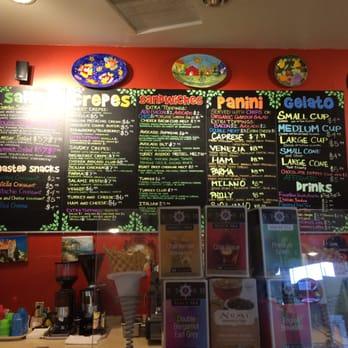 Cafe Dolce Gelato Houston Tx