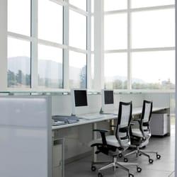 Office planet 12 foto negozi d 39 arredamento via for Negozi sedie ufficio roma