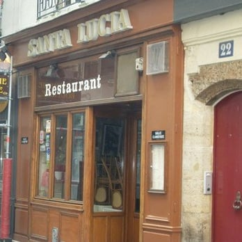 Restaurant Italienne Rue Canettes