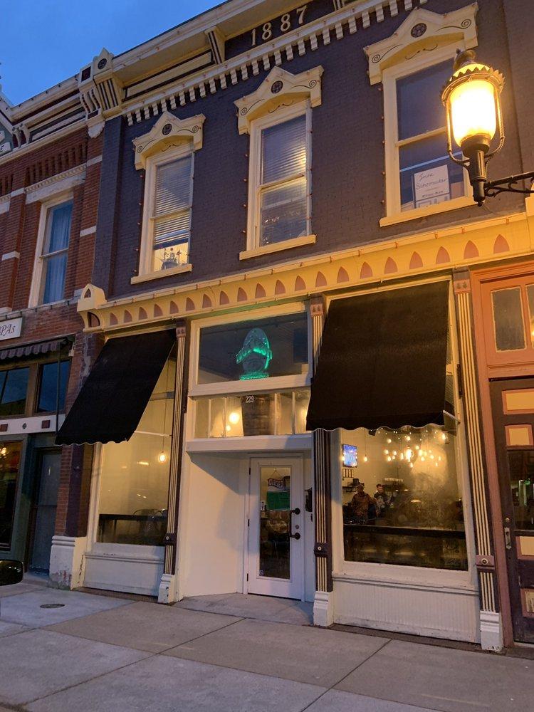 Not Lost Brewing Company: 229 S Main St, Ottawa, KS