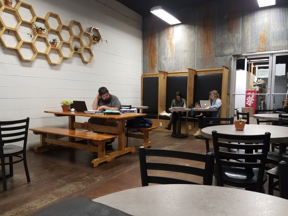 Social Spots from Joplin Greenhouse & The Coffee Shop