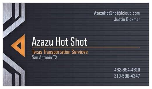 Photo Of Azazu Hot Shot San Antonio Tx United States
