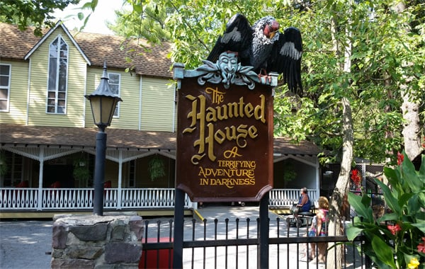 Knoebels Haunted House: 391 Knoebels Blvd, Elysburg, PA