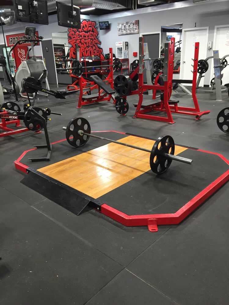 Iron Works Fitness & Tanning: 1602 N Van Buren St, Enid, OK