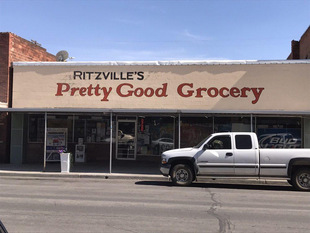 Pretty Good Grocery: 115 W Main Ave, Ritzville, WA