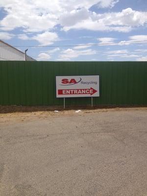 Sa recycling centros de reciclaje 6800 market ave el paso tx estados unidos n mero de - La hora en el paso texas ...