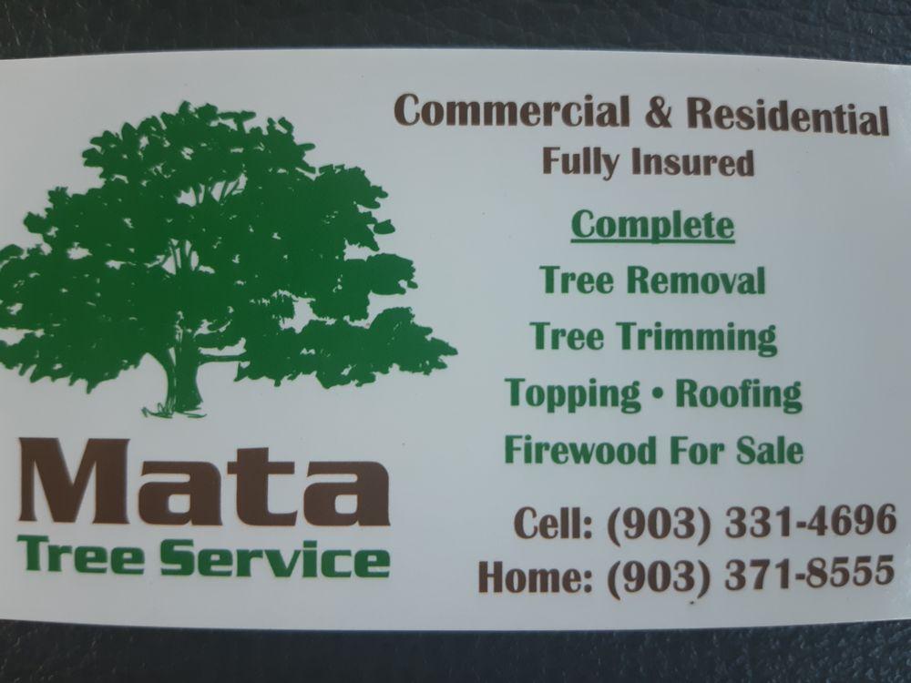 Mata Tree Service: Tatum, TX