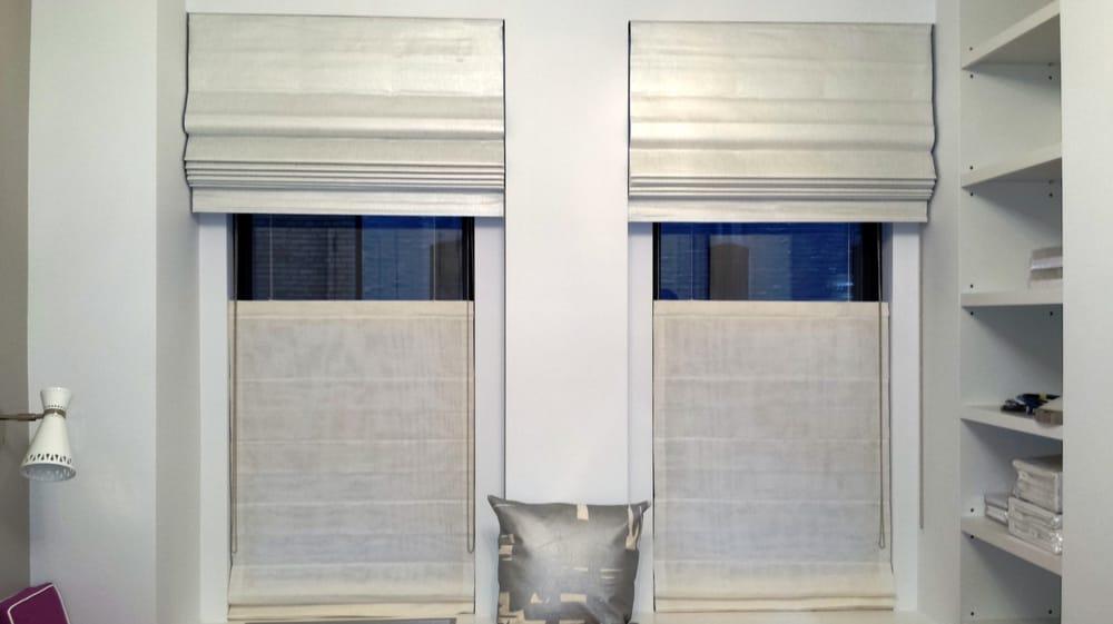 Custom Window Treatments Nyc Window Shades Window Blinds