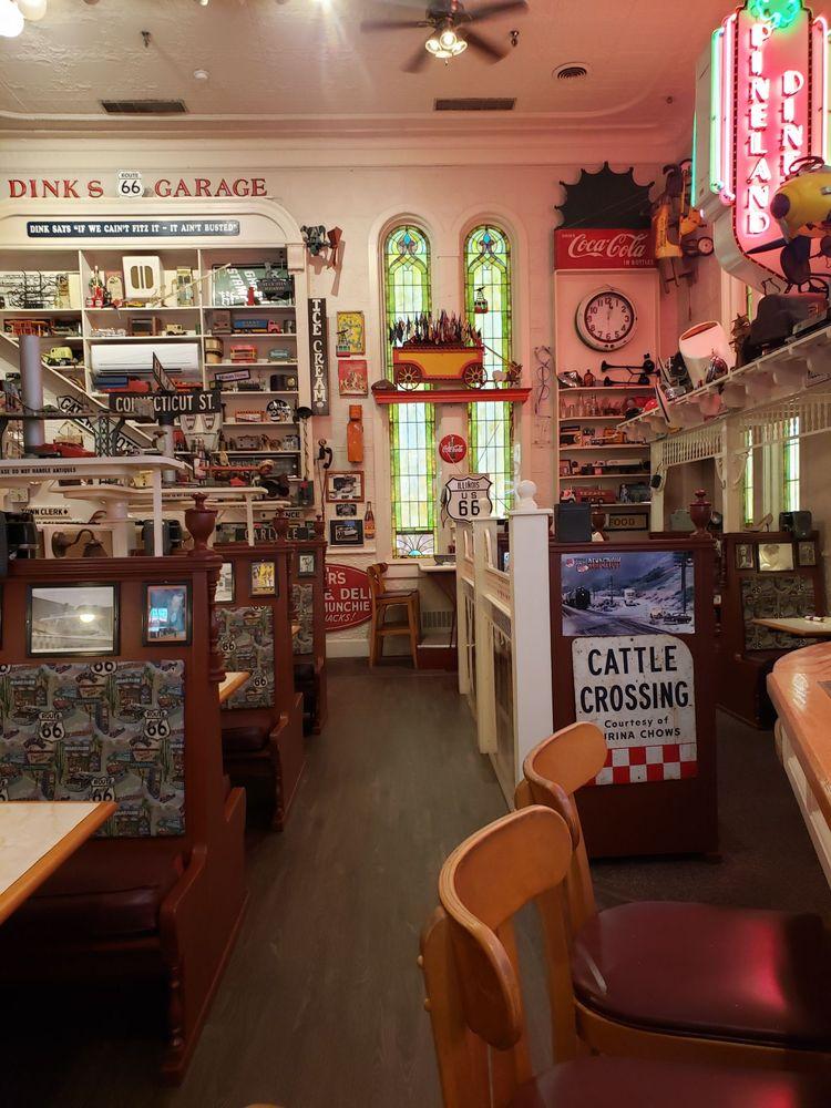 Route 66 Restaurant - 21 Cottage St, Bar Harbor, ME - 2019