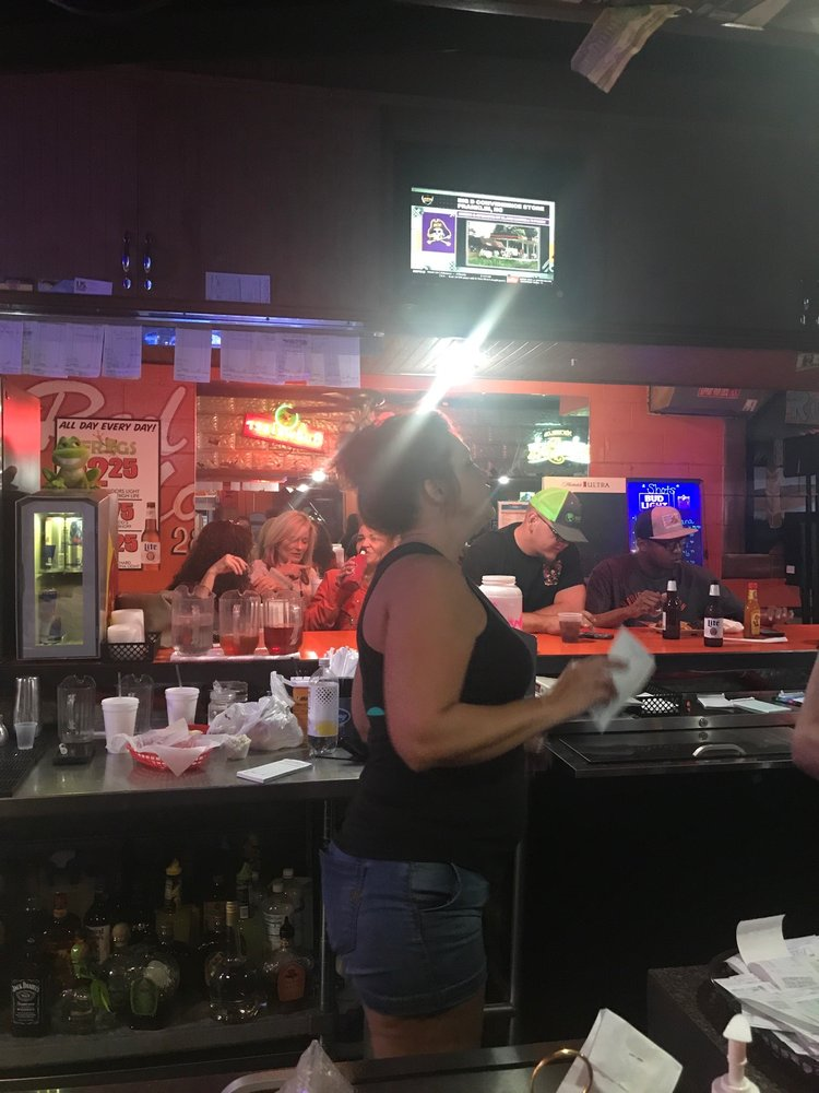 Frog's Bar & Grill: 2063 Great Falls Hwy, Lancaster, SC