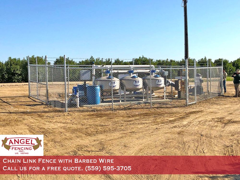 Angel Fencing: 8731 W California Ave, Fresno, CA