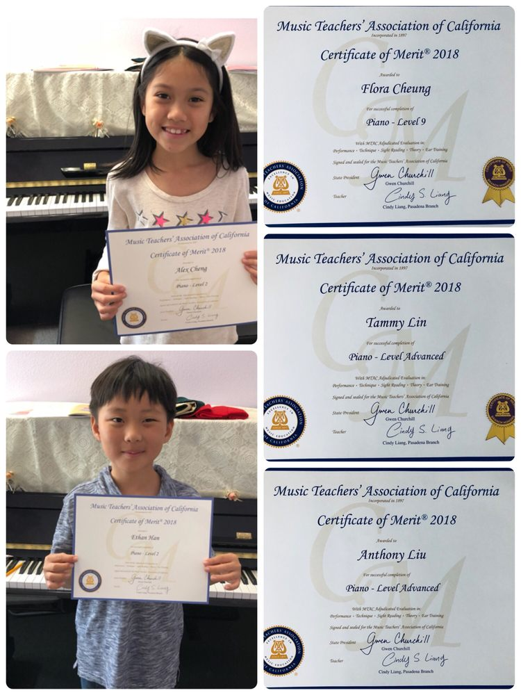 Cindy Liang Piano Studio - 18 Photos - Musical Instruments ...