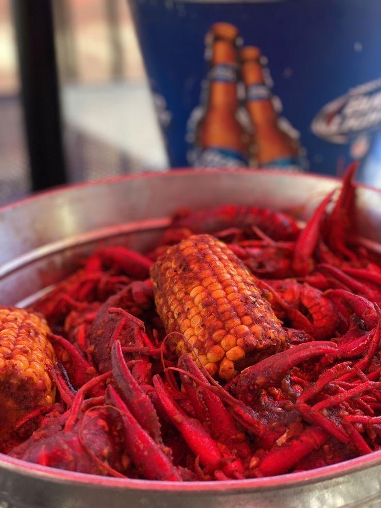 Crawfish Boil Company Restaurant & Bar: 6851 South Gaylord St, Centennial, CO