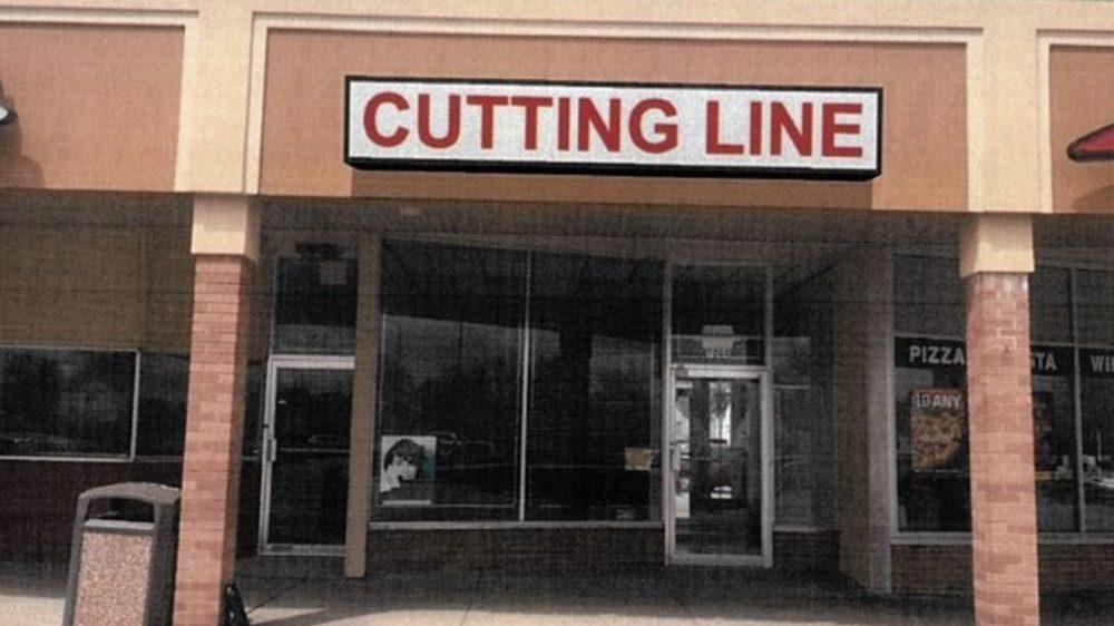Cutting Line: Biddulph Plz, Brooklyn, OH