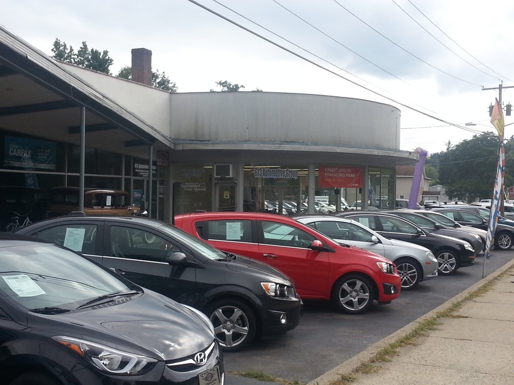 613 Automotive Group - Used Car Dealers - 188 S Main St ...