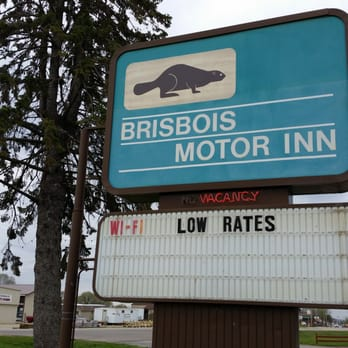 Brisbois motor inn closed hotels 533 n marquette rd for Brisbois motor inn prairie du chien wi