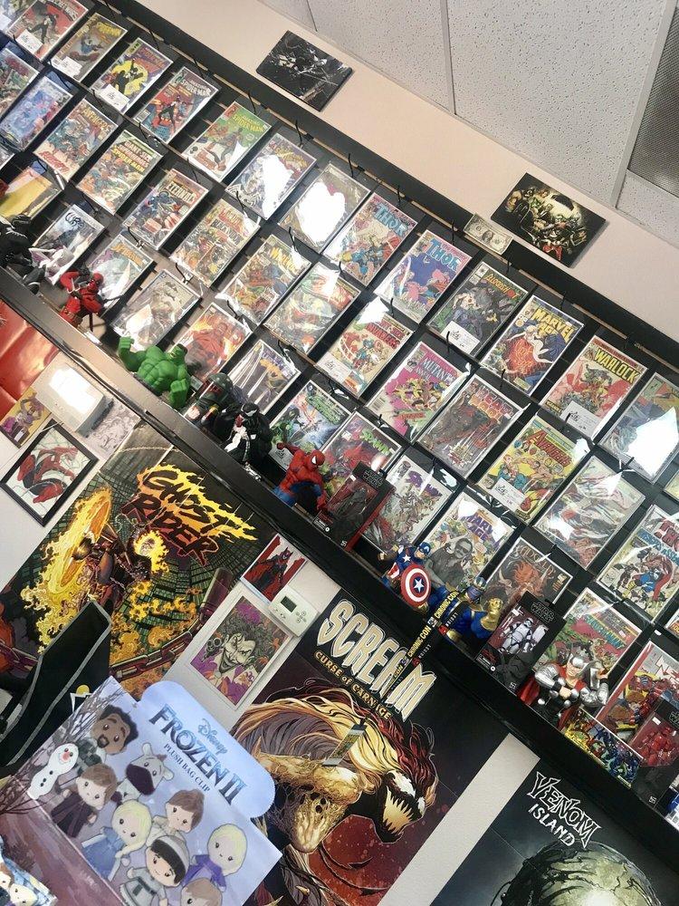 GG's Comics: 1419 Jensen Ave, Sanger, CA