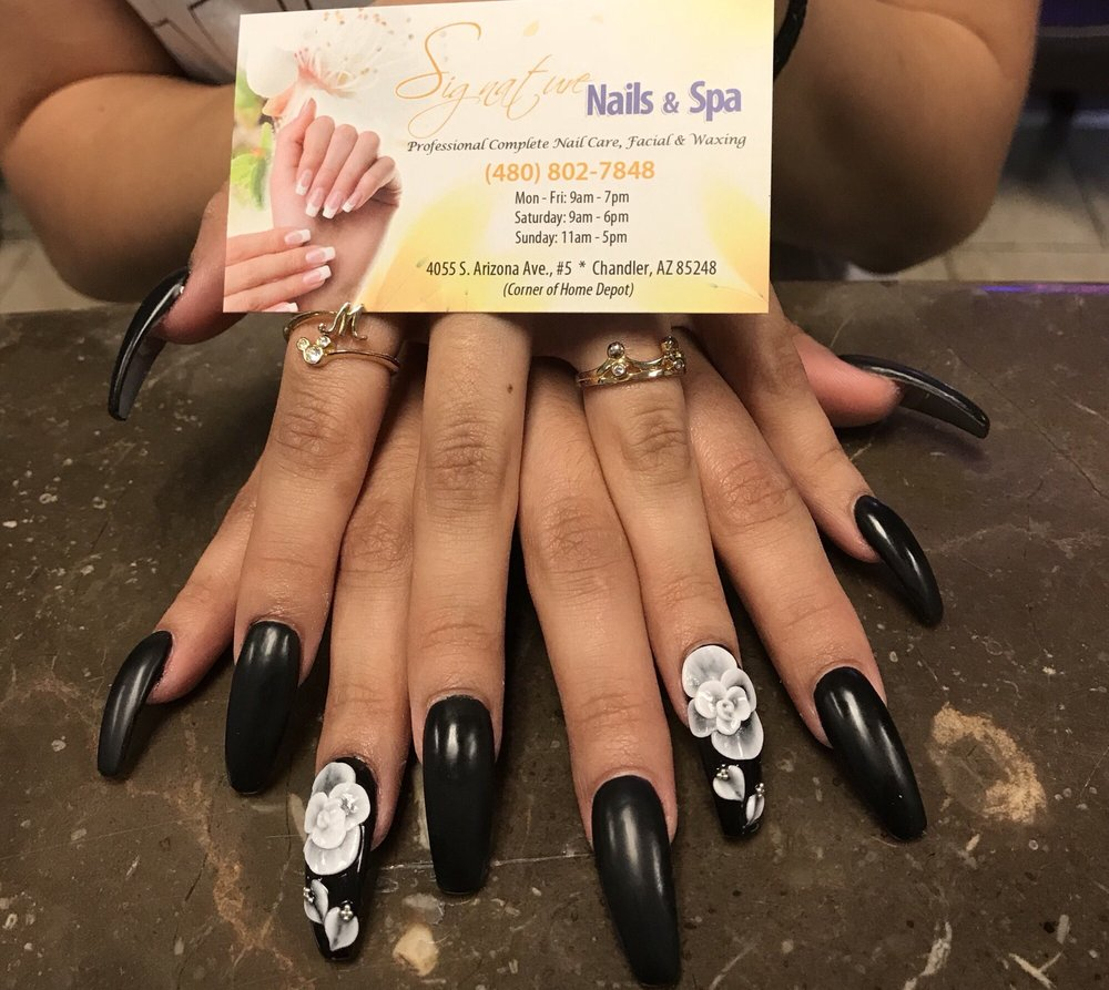 Signature Nails and Spa - 222 Photos & 31 Reviews - Day Spas - 4055 ...